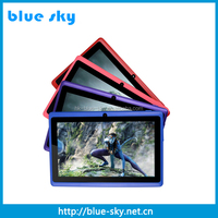 OEM kids Tablet 7 inch Q8 Allwinner A33 quad core, 512MB/8GB cheap and hot-selling in china alibaba wholesale prices