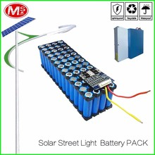 OEM Solar street light 12V 15Ah rechargeable lithium ion battery