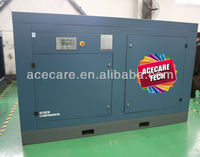 Rotary screw compressors, industrial compressor