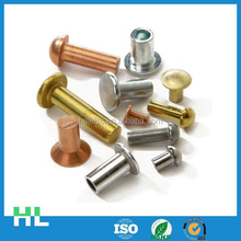 High quality DIN7337 CSK head open end blind rivet