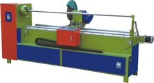 leather and fabric automatic disc cutting machine
