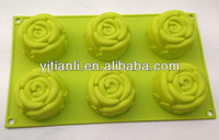 Silicone food grade cookie mould / Cake Pan Bakeware Moldfor pies