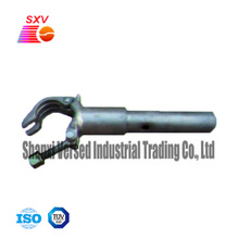 galvanized steel ringlock scaffolding Coupler with welded coupling pin