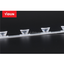 YIDUN Lighting SMD 3030 led backlight 2835 rigid bar lighting with lens for fabric light box