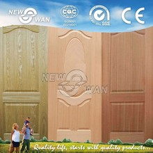 Naturel Wood Cabinet Door Skin / Laminate door skin