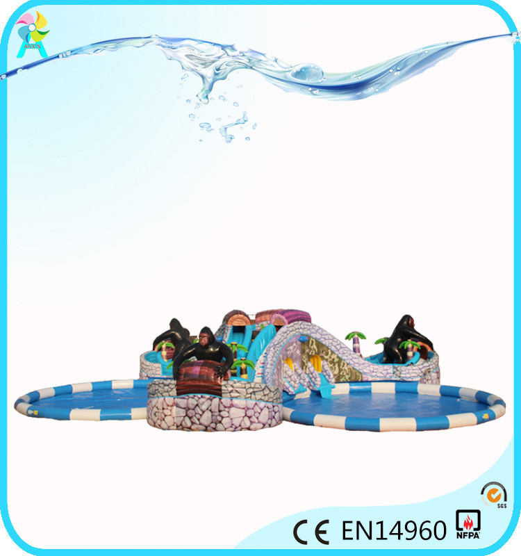 inflatable water park equipment With Long-term Service