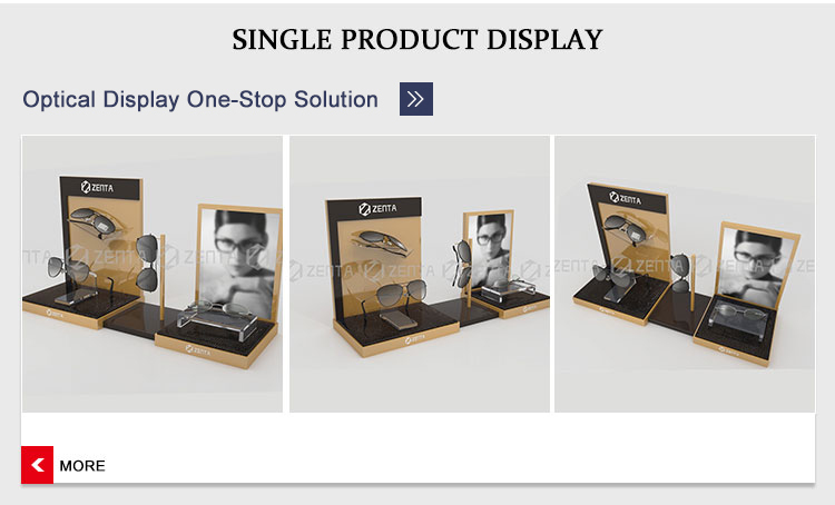 ZENTA Modern New Design Acrylic Eyewear Display