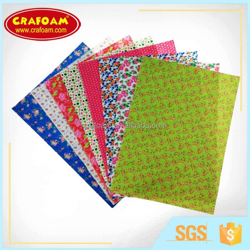 Eco-friendly nonwoven fabrics non woven fabric examples good easy felt crafts felt manufacturers