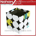 NAHAM Dot Priting Paper Office Desktop Pen/Pencil Holder