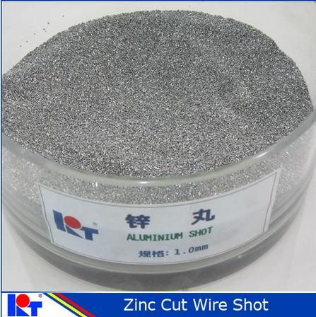 Recycled sandblasting media Abrasive Zinc cut Shot for shotblasting