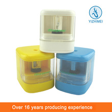 Japan Stationery Portable USB Battery Pencil Sharpeners