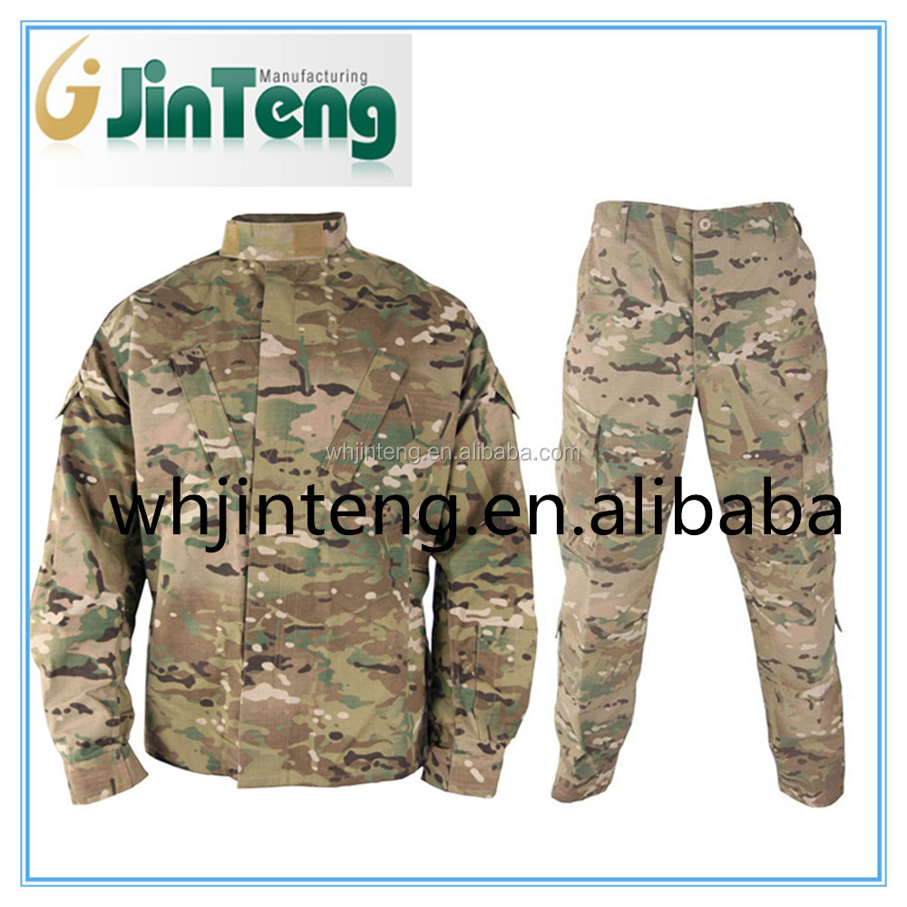 Buy MultiCam uniforms for sale at Military Uniform Supply. We carry military-issue MultiCam uniform pants, jackets, and combat gear.