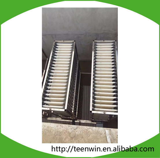 PVDF Membrane bioreactor MBR Wastewater Treatment System