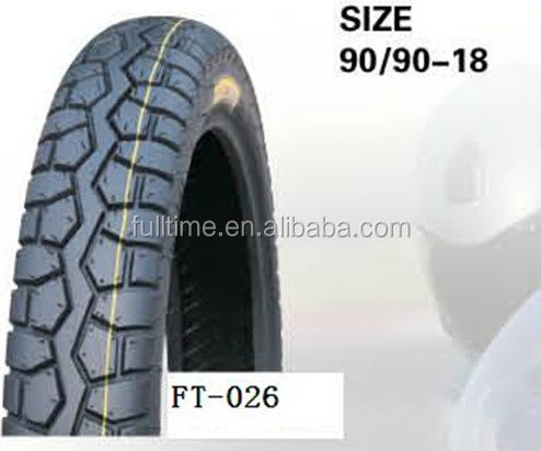 cheap motorcycle tire price 90/90-18