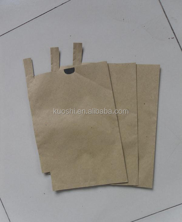 Grape growing grid paper bag manufacture