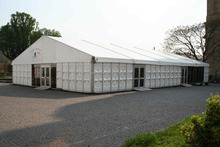 Guangzhou Tent Manufacturer ABS Wall Tent, hard wall tent manufacturer china