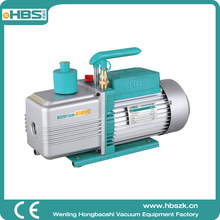 110/220V double stage rotary vacuum pump for septic tank