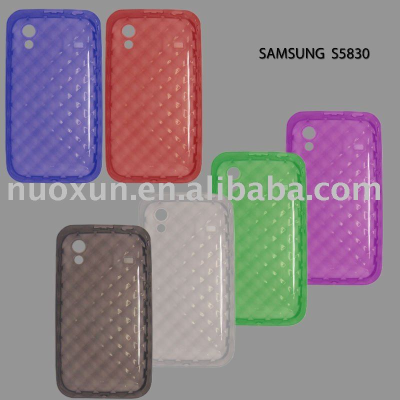 TPU case for Samsung galaxy ACE /samsung S5830