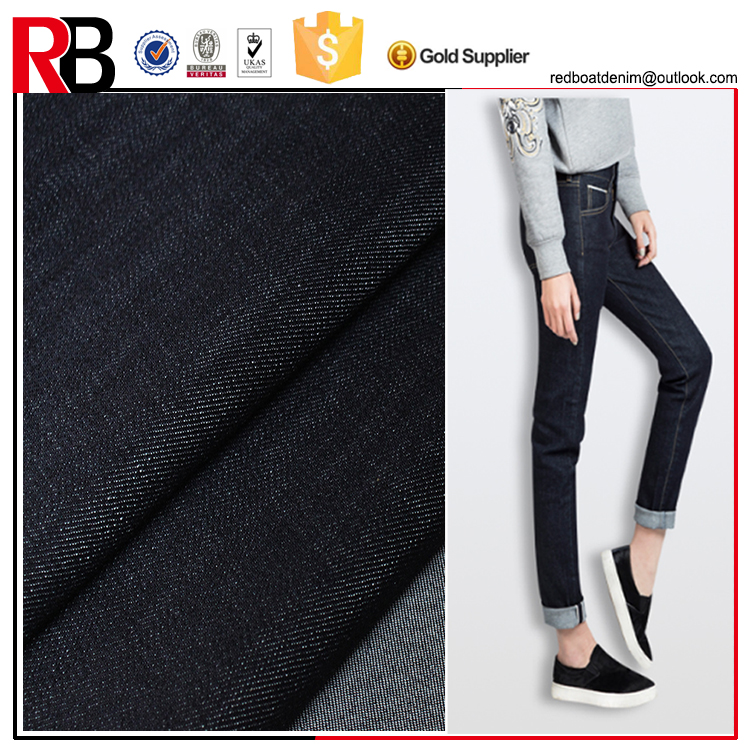 From China supplier denim textile fabric for levis jeans