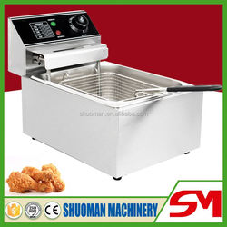Automatic temperature control frying pan handle