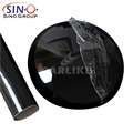 150Microns 3 Layers Super Glossy Black Car Panoramic Sunroof Vinyl Film