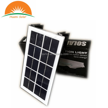 Guangzhou factory 5W integrated led solar street light all in one ,solar garden light
