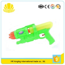 most popular item kids play water plastic toy gun safe with high quality