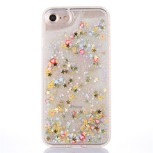 2018 hot selling products candy silver quicksand phone case for iphone X 10 with diamond frame