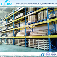 Chinese adjustable warehouse vertical pallet racking system