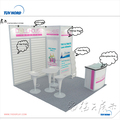 Modular exhibition stand systems custom exhibit displays