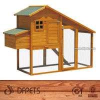 DFPets DFC007 Factory Supply easy to build chicken coop