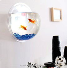 Fancy acrylic fish tank christmas decorations