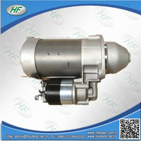 High Quality deutz BF4M1011 starter motor 12 V and 14V for sale