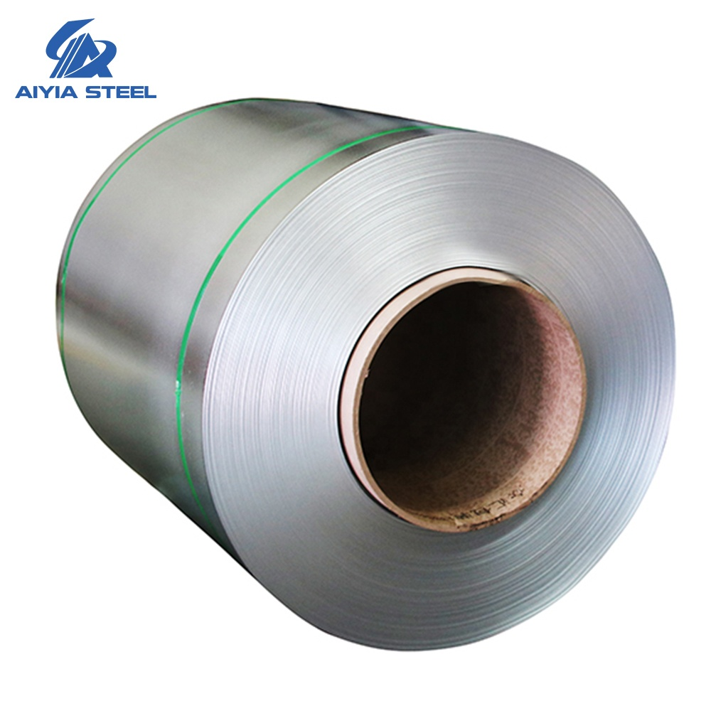Cold Hot Rolled Steel Strip Color Coating Galvanized Steel Coil Stainless Steel Coil