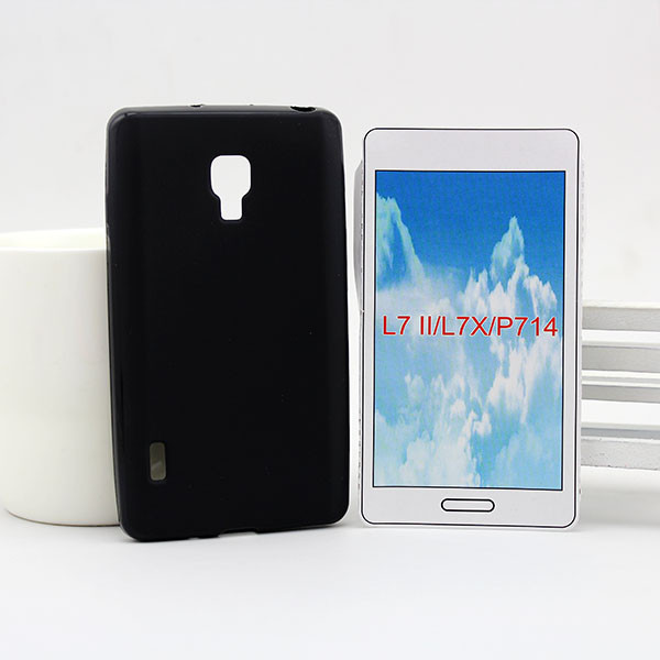 Soft tpu case cover for Lg optimus L7 ii p710 p715 L7x