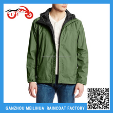 Factory direct Polyester solid color new arrival cheap price waterproof rainwear