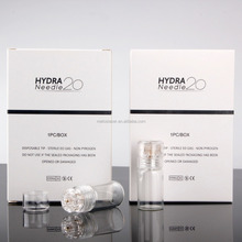 Hydra Needle 20 pins Micro Needle/ Skin Care Painless Derma Stamp with Screw thread