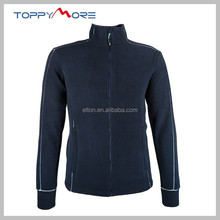 201504002034 Men's Outdoor Wind Stopper Super Soft Fleece Jackets Without hood
