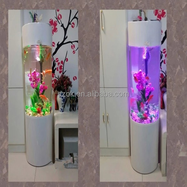 China manufacturer new style acrylic aquarium for sale