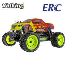 1/16 Scale Electric powered Off Road Mini 4WD RC Truck