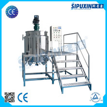Sipuxin 2016 stainless steel oil blending plants mixing equipment