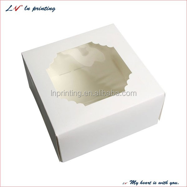 custom white snack box, wholesale cardboard bakery boxes recycled, white take out food boxes