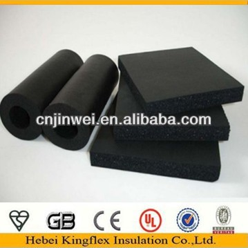 closed cell foam rubber insulation sheet BS 476 part 6 & part 7