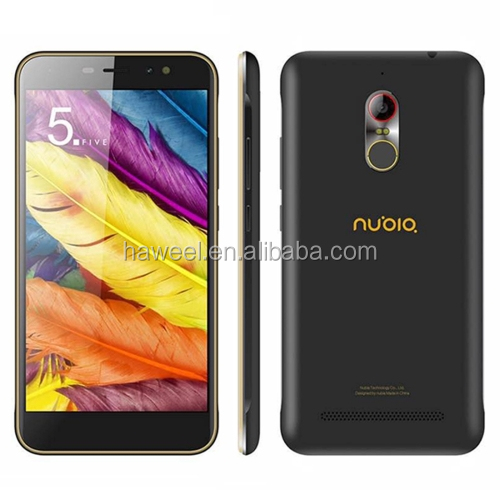 ZTE Nubia N1 Lite NX597J, 2GB+16GB Fingerprint Identification, 5.5 inch cellphone
