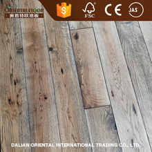 2016 new home use and good quality Chinese Solid oak timber flooring
