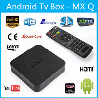 Customized logo android 4.4 cs918 tv box / amlogic s805 quad core 4k cs918g plus tv box with kodi 15.0 with 1080P video output