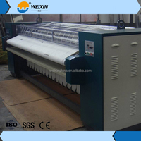 industrial electric dryer Ironing machine,flatwork ironer machinery-washer dryer,ironer