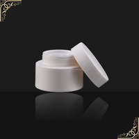 Plastic Body Material and Skin Care Cream Use cosmetic jars