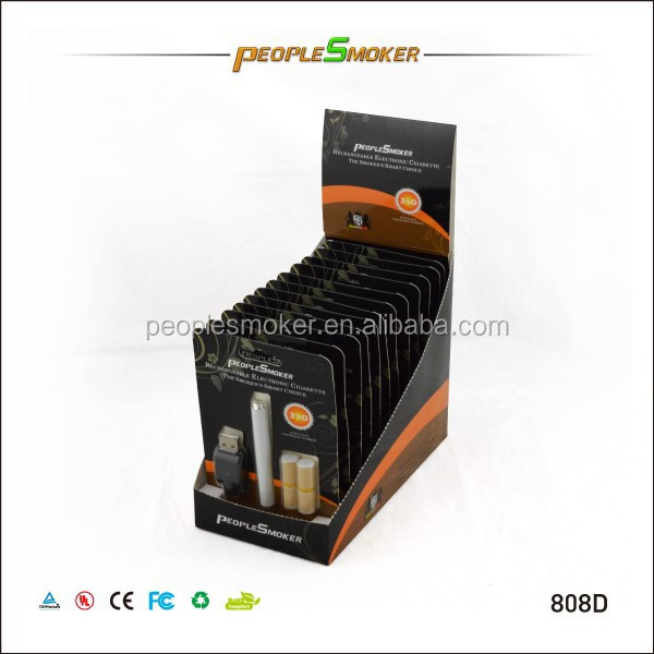 Peoplesmoker 808d battery 808d clearomizer 808d kit electronic cigarette 808d