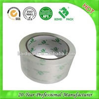Environment-friendly Smooth and Clean Surface Super Clear Adhesive Tape
